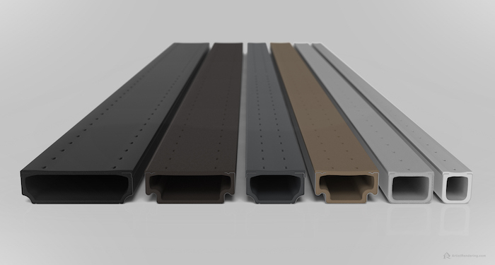 Spacer Sizes Shapes truform building products inc , fenestration (1)